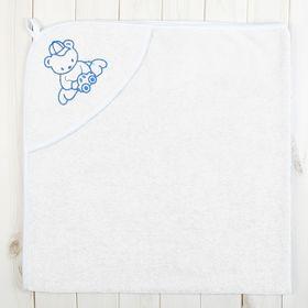 Уголок детский для мальчика, размер 120 х 120 см, цвет белый