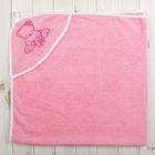 Уголок детский для девочки, размер 90*90, цв. розовый, хл100%