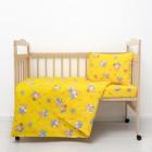 Детское постельное бельё, цвет микс Я0010641