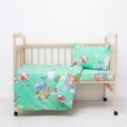 Детское постельное бельё, цвет микс ЯВ036924