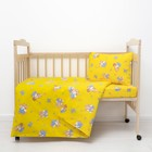 Детское постельное бельё, цвет микс ЯВ045223