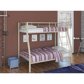 Кровать двухъярусная RedFord 201, цвет бежевый