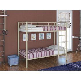 Кровать двухъярусная RedFord 202, цвет бежевый