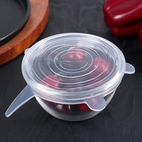 {{photo.Alt || photo.Description || 'Крышка универсальная для хранения продуктов «Черепашка», 9 см'}}