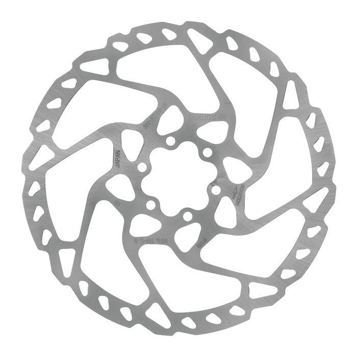 Тормозной диск Shimano RT66, 180 мм, 6-болт