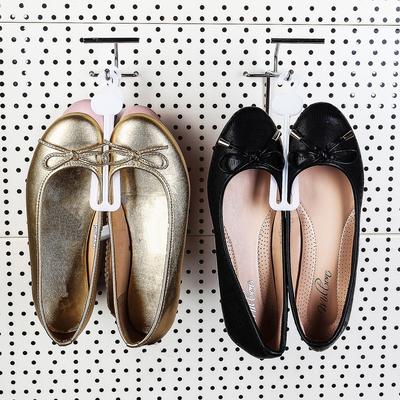 Вешалка для обуви, L=19.3, цвет прозрачный