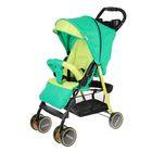 Прогулочная коляска Simpy, цвет зелёный