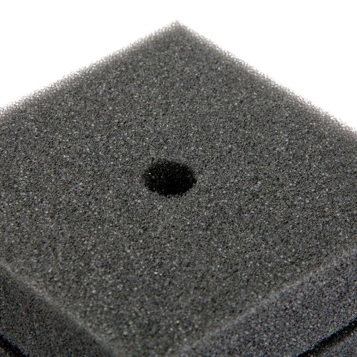Губка прямоугольная для фильтра турбо №13, 17,5х11х11 см