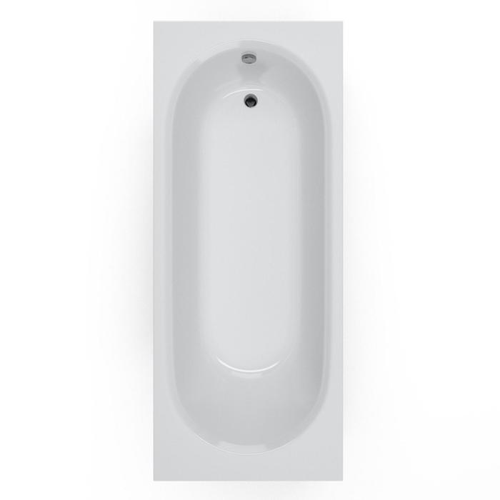 "Ванна акриловая Poseidon ""Александра"", 170х70 см"