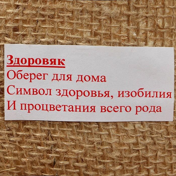 Оберег «Здоровяк», микс