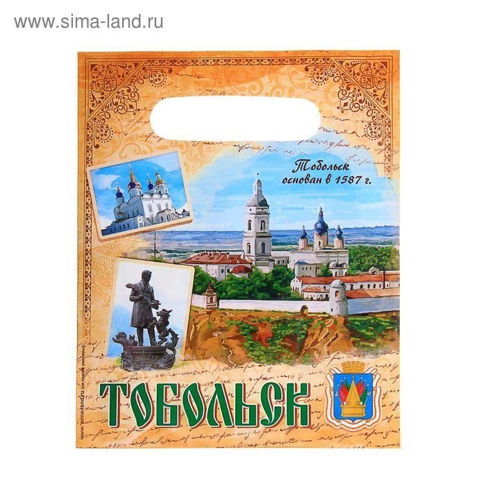 """Пакет полиэтилен """"Тобольск"""", 17*20 см"""