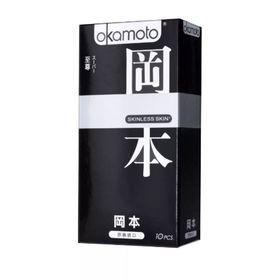 Презервативы OKAMOTO Skinless Skin Super No.10 Ош