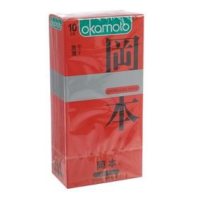 Презервативы OKAMOTO Skinless Skin Super Thin No.10 Ош