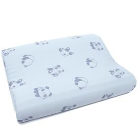 Подушка ортопедическая НТ-ПС-02, размер 50 x 36,5 x 9/12 см
