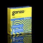 Презервативы «Ganzo» Classic, классические, 3 шт