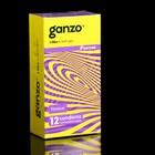 Презервативы «Ganzo» Sense, тонкие, 12 шт