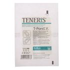 Лейкопластырь TENERIS T-Pore I.V. 6х8см на нетканой основе с подушечкой для фиксации катетеров   219