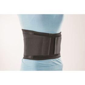 Anti-radiculitis corset NT-R-022, rigid fixation, size M, black.