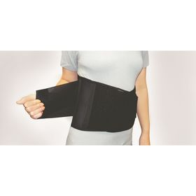 Anti-radiculitis corset NT-R-026, rigid fixation, size M, black.