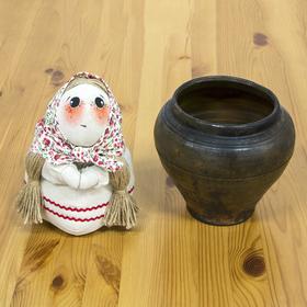 Кукла-неваляшка 'Маня' Ош