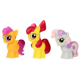 Игрушка для ванной My little Pony, в сетке, цвета МИКС