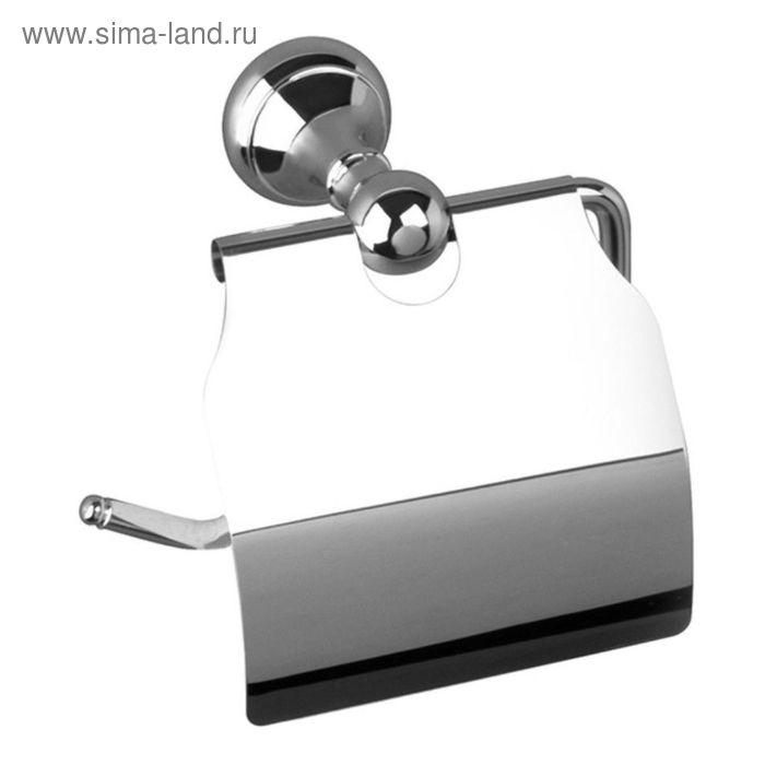 Держатель для туалетной бумаги закрытый Chess