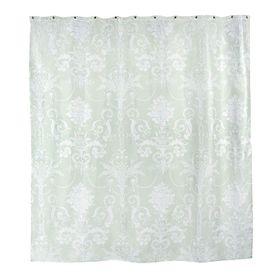 Штора для ванной комнаты тканевая 180х200 см Oxford