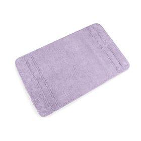 Коврик для ванной комнаты Solo violet, 50 х 80 см