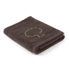 Полотенце Naturel brown, 50 × 70 см