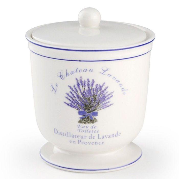 Контейнер для ватных дисков Lavender