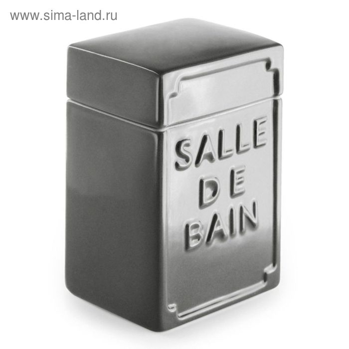 Контейнер для ватных дисков Salle de bain