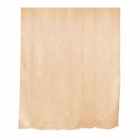 Штора для ванной комнаты тканевая 180x200 см Reath beige