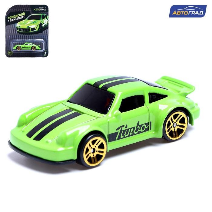 Машина металлическая Hot Cars, масштаб 1:64, МИКС - фото 76289509