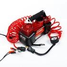 Двухпоршневой автомобильный компрессор AUTOPROFI AK-65, металлический, 12V, 300W, производительность 65 л/мин, сумка