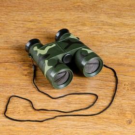 Бинокль 'Прикрытие' 6х35, окуляр круглый Ош