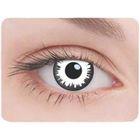 Карнавальные контактные линзы Adria Crazy - Лунатик, в наборе 1шт