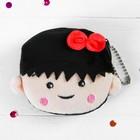 Мягкий кошелёк «Девочка», с бантиком, виды МИКС