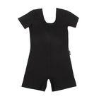 Комбинезон гимнастический детский, рост 164 см, цвет чёрный ГК 8.03