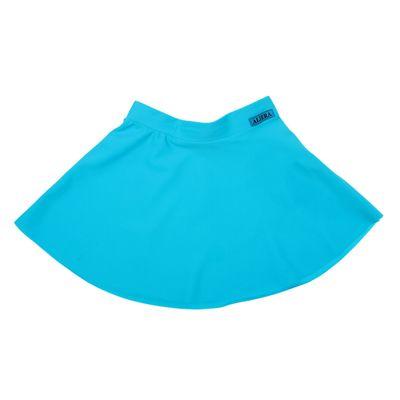 Юбка гимнастическая для девочки, рост 152 см, цвет бирюзовый Ю 1.01