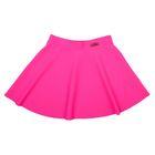 Юбка гимнастическая для девочки, рост 152 см, цвет розовый Ю 1.01