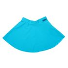 Юбка гимнастическая для девочки, рост 92 см, цвет бирюзовый Ю 1.01