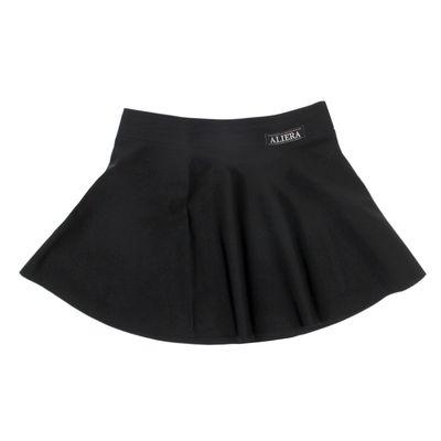Юбка гимнастическая для девочки, рост 92 см, цвет чёрный Ю 1.01