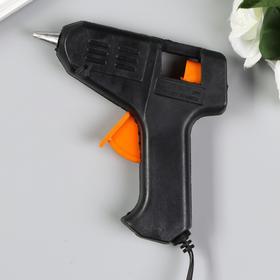 Клеевой пистолет 11х11 см: сетевой, d стержня = 7 мм