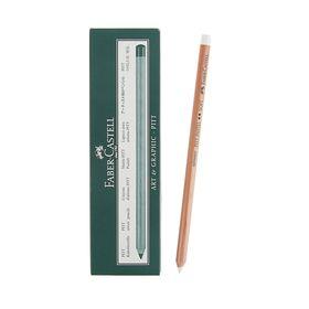 Пастель сухая художественная в карандаше Faber-Castell PITT® 211 4.3 мм белый 112111