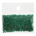 Стразы для алмазной вышивки, 10 гр, не клеевые, квадратные 2,5*2,5мм 3815 Misty Green DK