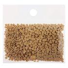 Стразы для алмазной вышивки, 10 гр, не клеевые, квадратные 2,5*2,5мм 612 Drab Brown Med
