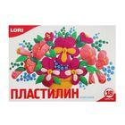 "Пластилин 18 цветов 360 г ""Классика"""
