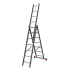 Лестница трехсекционная Halta 3х6