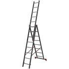 Лестница трехсекционная Halta 3х8
