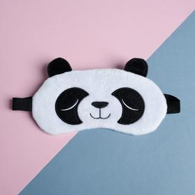 "Маска для сна фигурная ""Панда"""